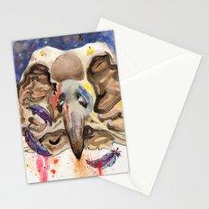 BirdSkull Stationery Cards