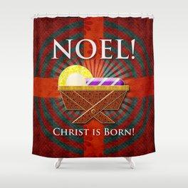 Noel! Shower Curtain