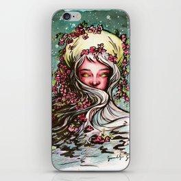 Deep Waters iPhone Skin