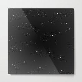 Homebody - Illustration (Dark Version) Metal Print