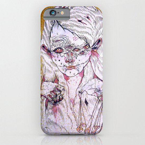 g a i n iPhone & iPod Case