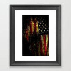 Still Standing Strong Framed Art Print