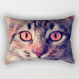 cat Jok #cat #cats #animals Rectangular Pillow