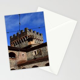 In the Courtyard Stationery Cards