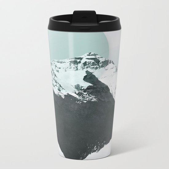 Mt. Everest - The Surreal North Face Metal Travel Mug