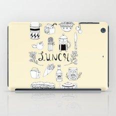 Lunch iPad Case