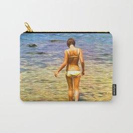 Summer Splendour Carry-All Pouch