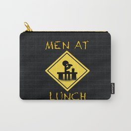 Men's at lunch Carry-All Pouch