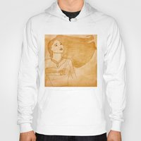 pocahontas Hoodies featuring Pocahontas by Sierra Christy Art