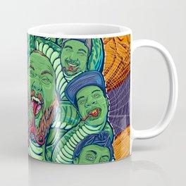 RAPPER-ZOMBIE-FLYER Coffee Mug