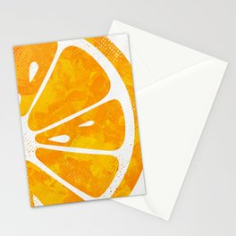 CITRUS COLLECTION No1 Stationery Cards