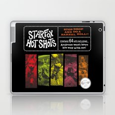 Stop, Drop And Do A Barrell Roll!!! Laptop & iPad Skin