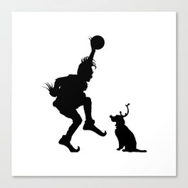 #TheJumpmanSeries, The Grinch Canvas Print
