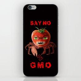 GMO iPhone Skin