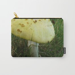 Fly on Magic Mushroom Carry-All Pouch