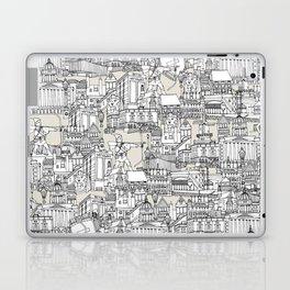 NOTTINGHAM CHAMPAGNE Laptop & iPad Skin