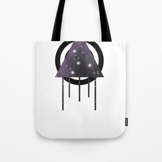 Dripping Space Tote Bag