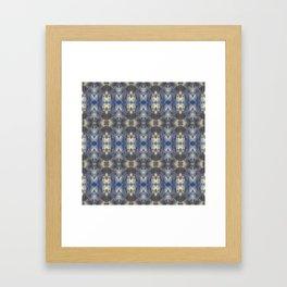 CloudziColor Framed Art Print