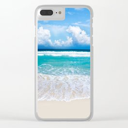 You only live once... Clear iPhone Case