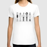 spice girls T-shirts featuring Spice Girls by Band Land