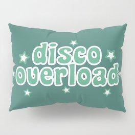 Disco Overload Pillow Sham