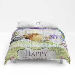 Easter Time Comforters