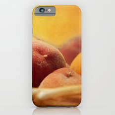 Fuzzy Peach iPhone 6s Slim Case