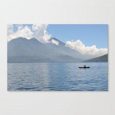 Lake Atitlan in Guatemala Canvas Print