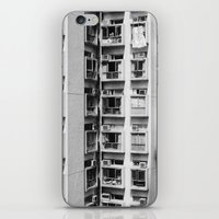 urban iPhone & iPod Skins featuring Urban  by Elsa Harley