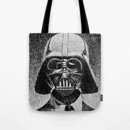 Darth Vader portrait #2 Tote Bag