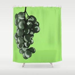 Fruit Part Three: The Grape Shower Curtain