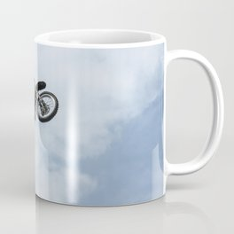 Motocross High Flying Jump Coffee Mug
