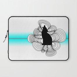 Simple Wolf Laptop Sleeve