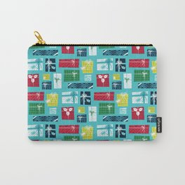 Gifts - Xmas Pattern Carry-All Pouch