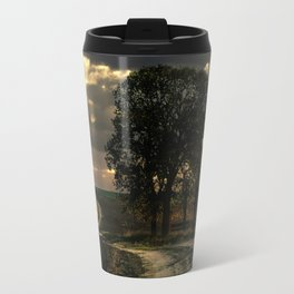 An old forgotten road Travel Mug