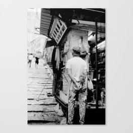 Hong Kong #47 Canvas Print