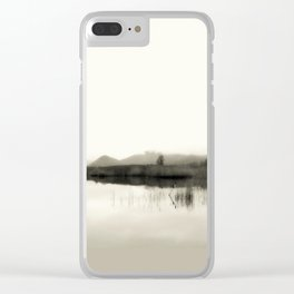 the three methods Clear iPhone Case