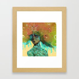 Hype Circus Framed Art Print