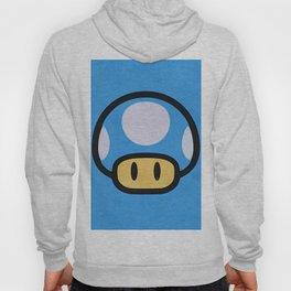 Blue Mushroom Hoody
