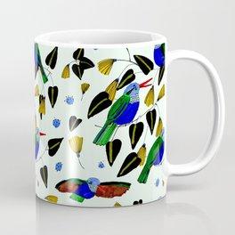 Humming Birds Coffee Mug