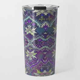 Floral thorn  Travel Mug