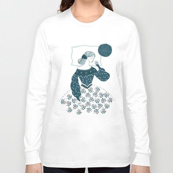 Little Briar Rose Long Sleeve T-shirt