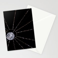 white web Stationery Cards