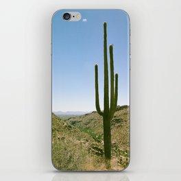 Lonely Cactus iPhone Skin