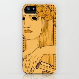 hell-enic iPhone Case