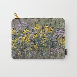 Native Prairie Carry-All Pouch