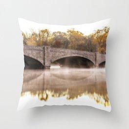 Autumn Mood Throw Pillow