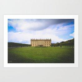 Chatsworth Art Print