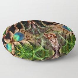 Leafy Pandanus Floor Pillow