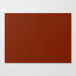 MacKinnon Tartan Canvas Print